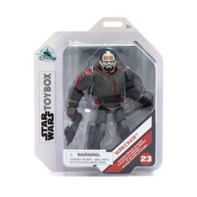 Disney Store Star Wars Toybox Wrecker Action Figure