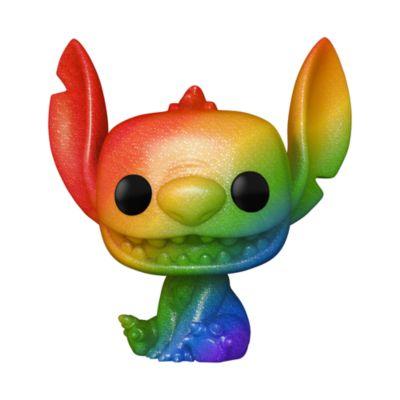 Funko Stitch Exclusive Pride Pop! Vinyl Figure, Lilo and Stitch
