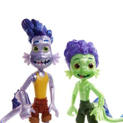 Mattel Ensemble de jeu les aventures de Luca et Alberto