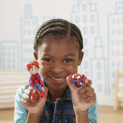 Hasbro Figurines Spidey et Trace-E, Spidey and His Amazing Friends