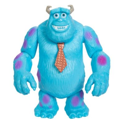 Mattel figura de acción Sulley, Monstruos a la obra