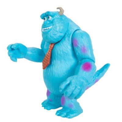 Mattel - Monster bei der Arbeit - Sulley - Actionfigur