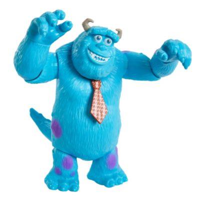 Action figure Sulley Monsters & Co. La serie - Lavori in corso Mattel