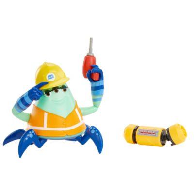 Mattel figura de acción Cutter, Monstruos a la obra