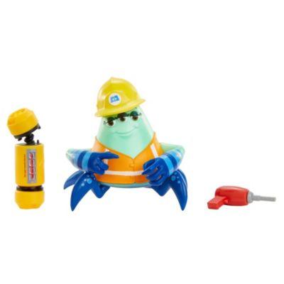 Action figure Cutter Monsters & Co. La serie - Lavori in corso Mattel