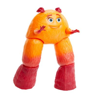 Mattel Figurine Val articulée, Monstres et Cie: Au travail
