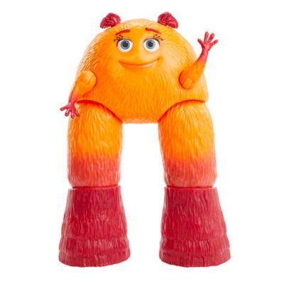 Action figure Val Monsters & Co. La serie - Lavori in corso Mattel