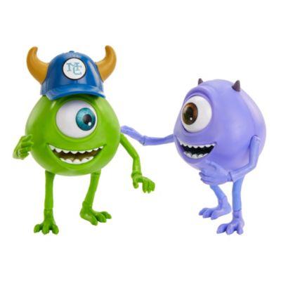 Mattel figura de acción Mike Wazowski y Gary, Monstruos a la obra