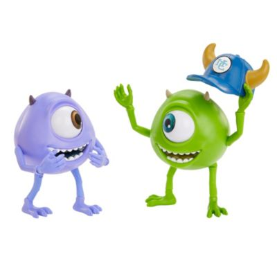 Mattel Mike Wazowski and Gary Action Figure, Monsters at Work