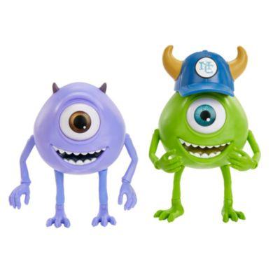 Action figure Mike Wazowski e Gary Monsters & Co. La serie - Lavori in corso Mattel