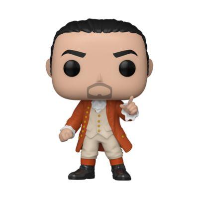 Personaggio Alexander Hamilton con cappotto rosso Funko Pop! Vinyl