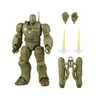Action figure Hydra Stomper serie Marvel Legends Hasbro