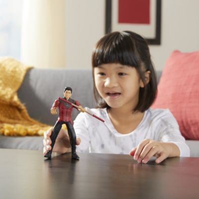 Hasbro Shang-Chi Action Figure, Shang-Chi and The Legend of the Ten Rings