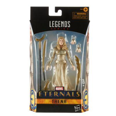Action figure Thena 15 cm serie Marvel Legends Eternals Hasbro