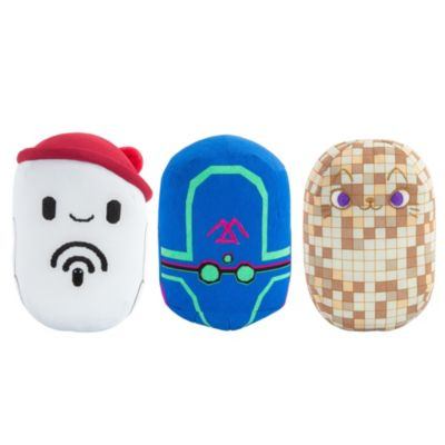 Tomy Ron Sound & Glow B*Bot Small Soft Toy, Ron's Gone Wrong