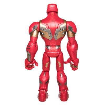 Disney Store Figurine Iron Man articulée, collection Marvel Toybox