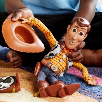 Disney Store Woody Interactive Talking Action Figure