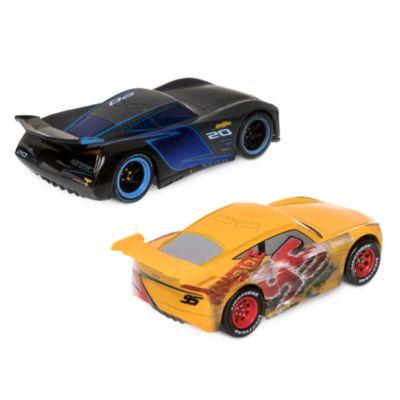 Disney Store - Disney Pixar Cars - Florida500 Ministunt-Spielset