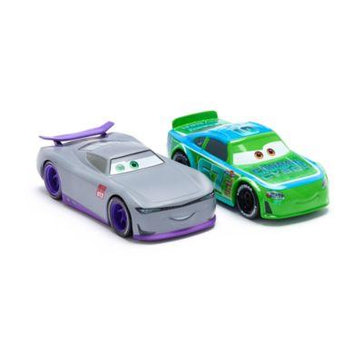 Disney Store - Bobby Roadtesta und Trainee Nr. 012 - Die Cast Doppelpack