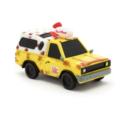 Disney Store Pizza Planet Pullback Car, Toy Story