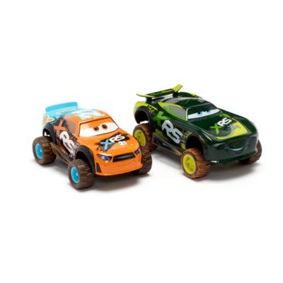 Disney Store - Speedy Comet und Steve Slick Lapage - Die Cast-Autos, 2er-Pack