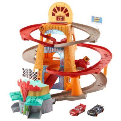 Mattel - Disney Pixar Cars - Radiator Springs - Spielset Gebirgsrennen