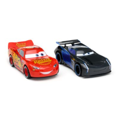Disney Store - Lightning McQueen und Jackson Storm - Die Cast Doppelset
