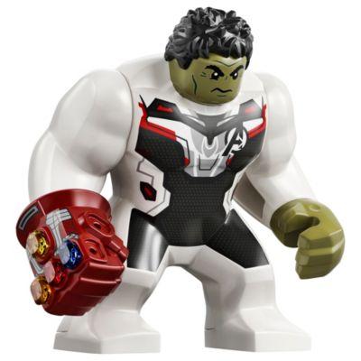 LEGO helicóptero rescate Hulk, Vengadores (set 76144)