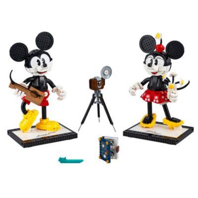 LEGO Set43179Personnages à construire Mickey et Minnie