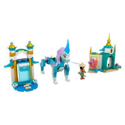 LEGO Princesses Disney 43184 Raya et le dragon Sisu