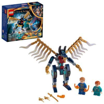 Set 76145 Assalto aereo degli Eternals Marvel LEGO