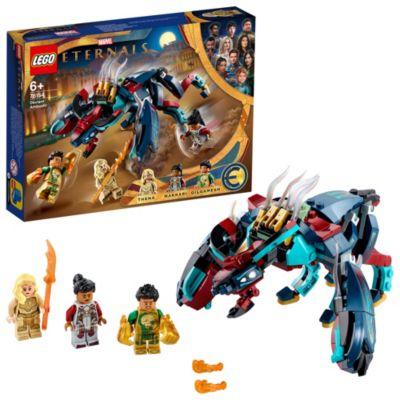 LEGO Marvel ¡Emboscada de los Desviantes!, Eternals (set76154)