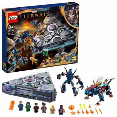 LEGO Marvel Ascenso de Domo, Eternals (set76156)
