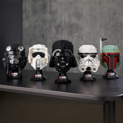LEGO - Star Wars - Scout Trooper Helm - Set 75305
