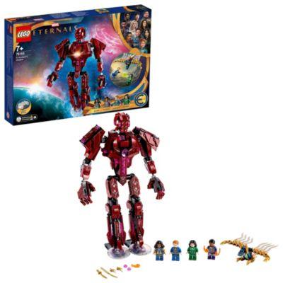 LEGO Marvel Eternals76155Dans l'ombre d'Arishem