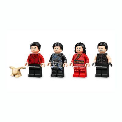 LEGO Marvel Escapar de los Diez Anillos, Shang-Chi y la leyenda de los Diez Anillos (set 76176)