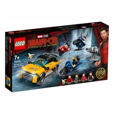 LEGO Marvel76176L'évasion des Dix Anneaux, Shang-Chi et la Légende des Dix Anneaux