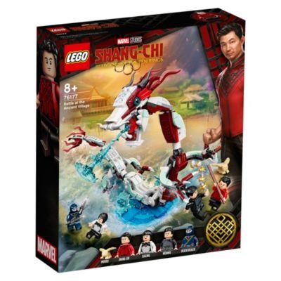 LEGO Marvel Batalla en la Antigua Aldea, Shang-Chi y la leyenda de los Diez Anillos (set 76177)