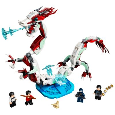 LEGO - Marvel - Shang-Chi and the Legend of the Ten Rings - Battle at the Ancient Village - Set 76177