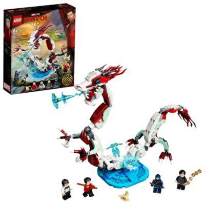 LEGO Marvel76177Bataille au village des Anciens, Shang-Chi et la Légende des Dix Anneaux