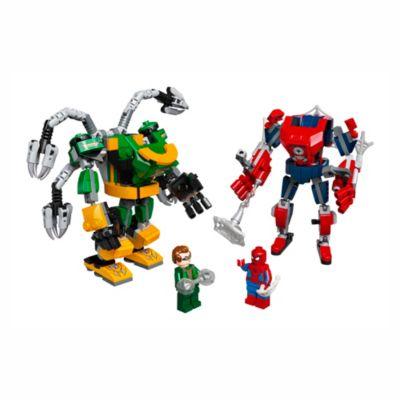 LEGO - Marvel - Spider-Man und Doctor Octopus Mech Battle - Set 76198