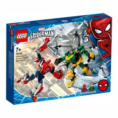 LEGO Marvel76198La bataille des robots de Spider-Man et Docteur Octopus