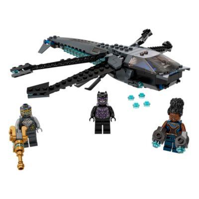 LEGO Marvel Le dragon volant de Black Panther Ensemble 76186
