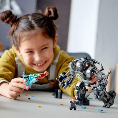 LEGO Marvel Iron Man: la destruction d'Iron Monger Ensemble 76190