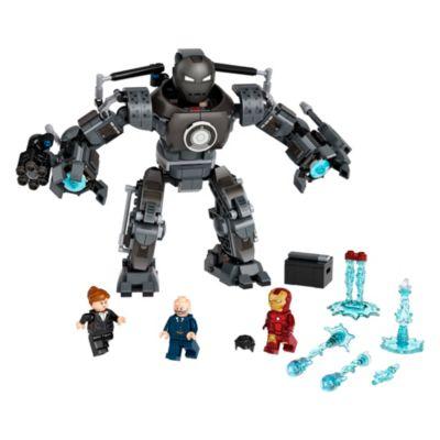 Set 76190 Monger scatena il caos Iron Man Marvel LEGO
