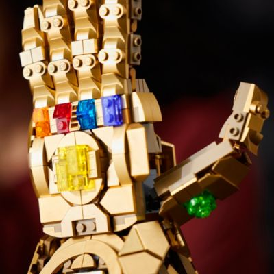 LEGO Marvel Guantelete del Infinito (set 76191)