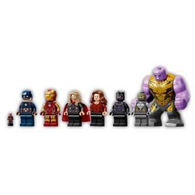 LEGO Marvel Batalla final de Vengadores: Endgame (set 76192)