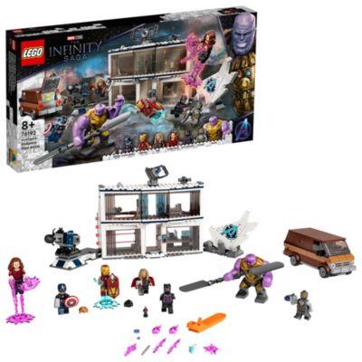 Set 76192 Avengers: Endgame, la battaglia finale Marvel LEGO