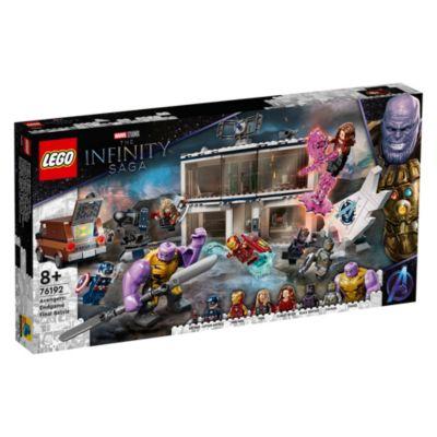 LEGO Marvel Le combat final d'Avengers: Endgame Ensemble 76192