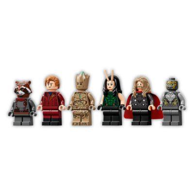 LEGO - Marvel - Das Raumschiff der Guardians - Set 76193